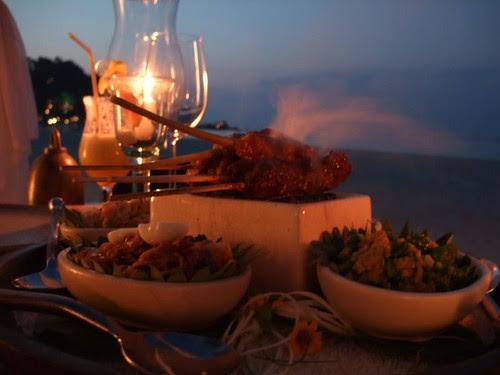 The first rijsttafel platter