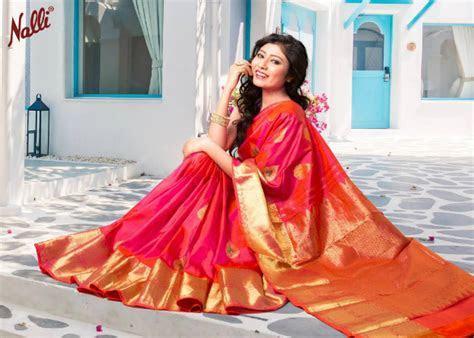 5 best places in Mumbai to buy Kanjivaram saris for your