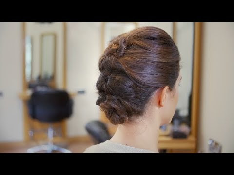 Easy Hairstyles Step By Step Damen Hair