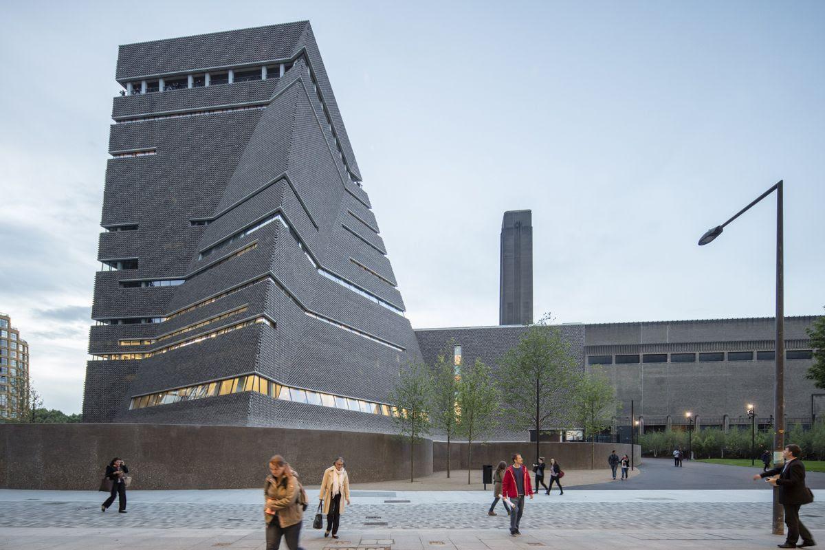 Herzog & de Meuron . new Tate Modern . London (6) | a f a ...