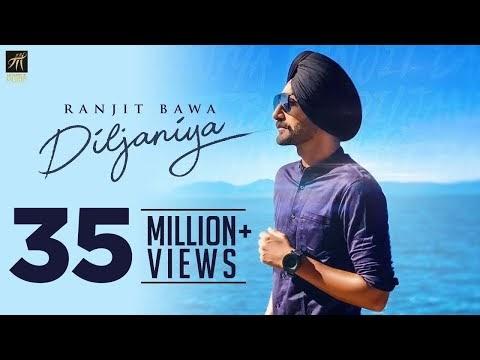 Ranjit Bawa . Diljaniya.Nazra mila ke.panjabi latest song.