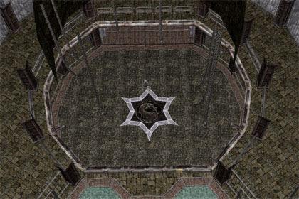 MMD Dark Prison