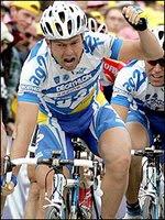 Jan KIRSIPUU gagne une étape du tour de france, au sprint