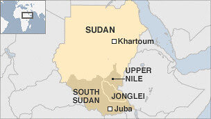 A rebellion is spreading in South Sudan in the aftermath of a referendum held in Jan. 2011. The outcome of the vote lead to the break-up of Africa's largest geographic nation-state. The independence of the south took place on July 9, 2011. by Pan-African News Wire File Photos