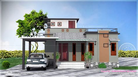 feet small budget house kerala home design floor plans