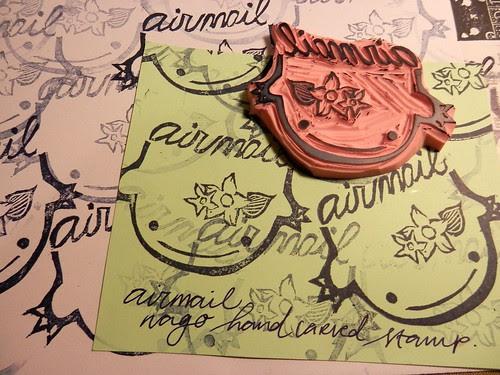 Mail Art 365-286 by Miss Thundercat
