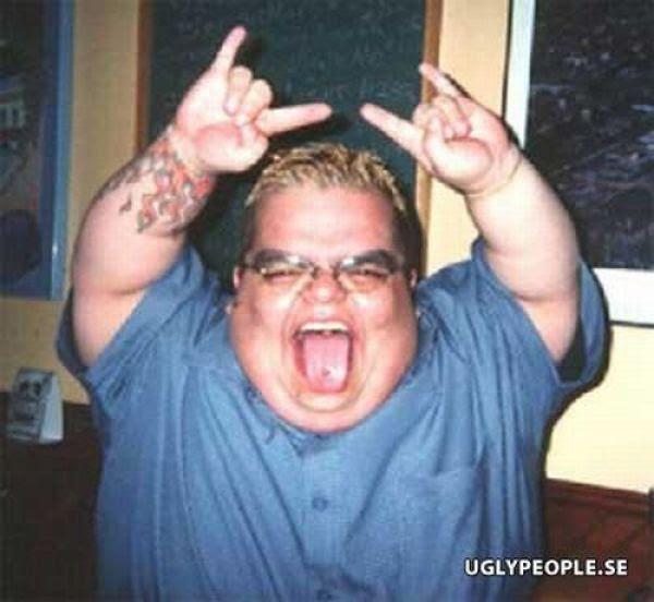 Ugly People (29 pics)