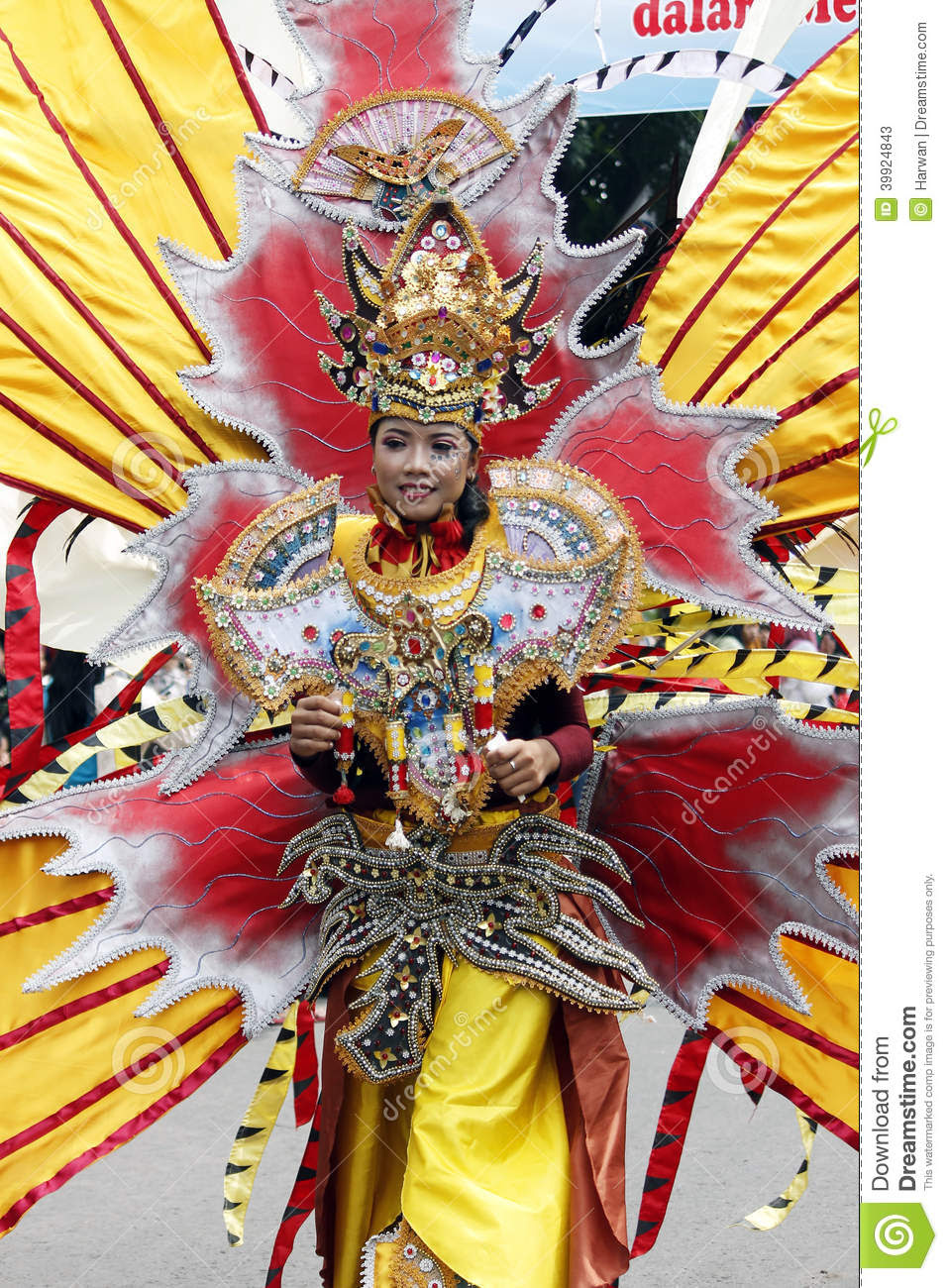 Indonesian Culture Carnival Editorial Stock Photo  Image: 39924843