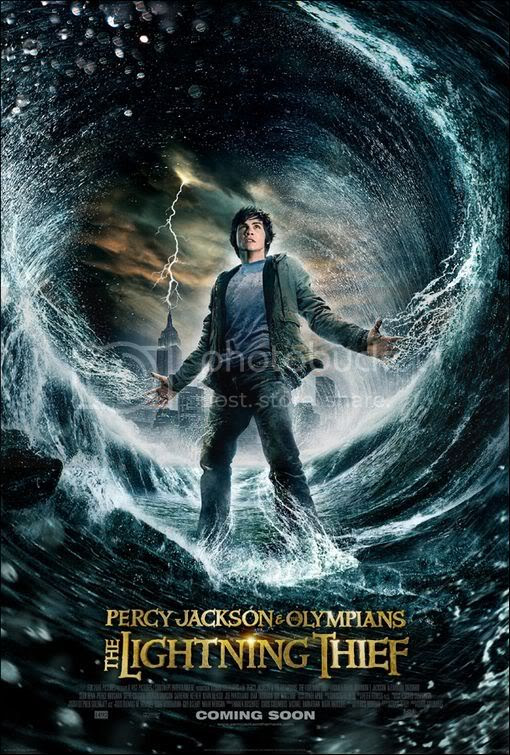 Percy Jackson & the Olympians: The Lightning Thief Percy Jackson e os Ladrões do Olimpo