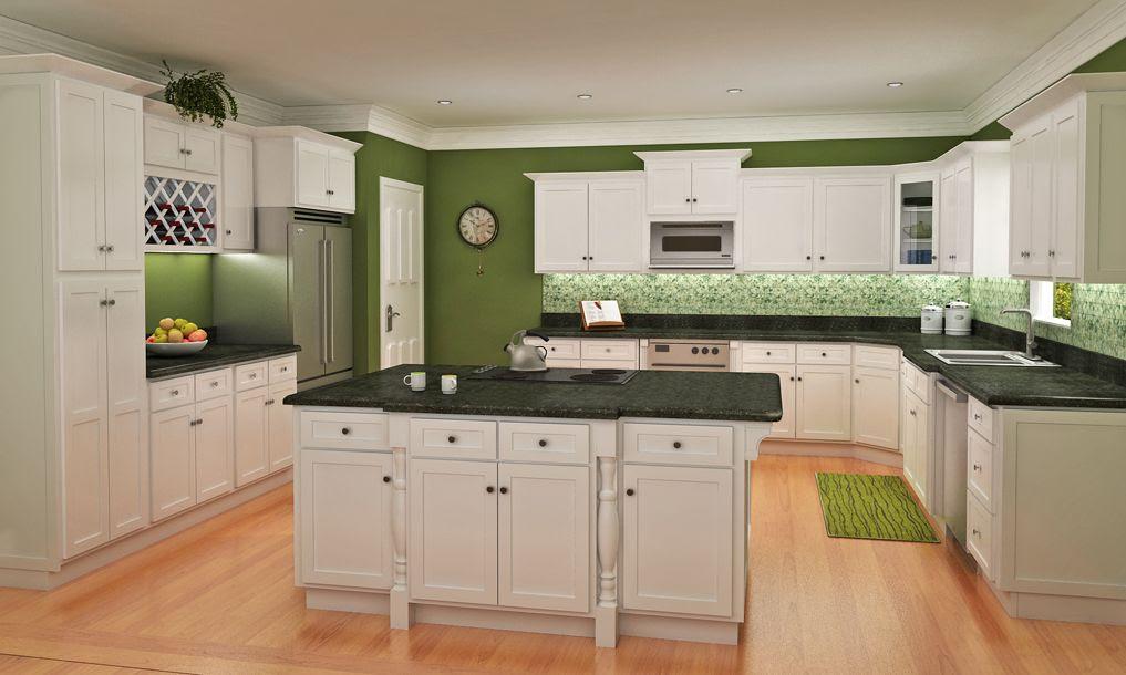 Kitchen Cabinet Discounts - MAPLE, OAK, BAMBOO - RTA Kitchen Cabinets