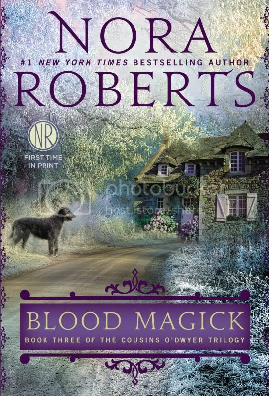 Blood Magick Cover