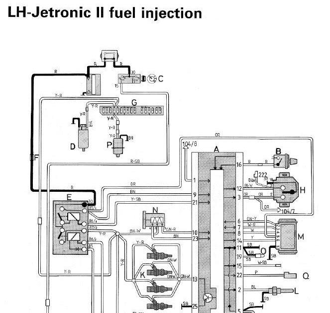 55 Beautiful Volvo 240 Fuel Pump Relay Wiring Diagram