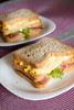 Homecook::: Triple Decker Toast