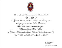 Convite GOL