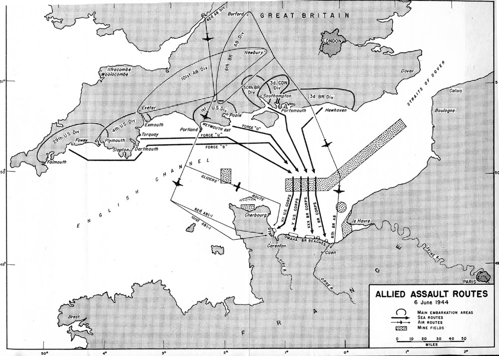 D-Day Strategy and the Normandy Invasion — Strategic Thinking