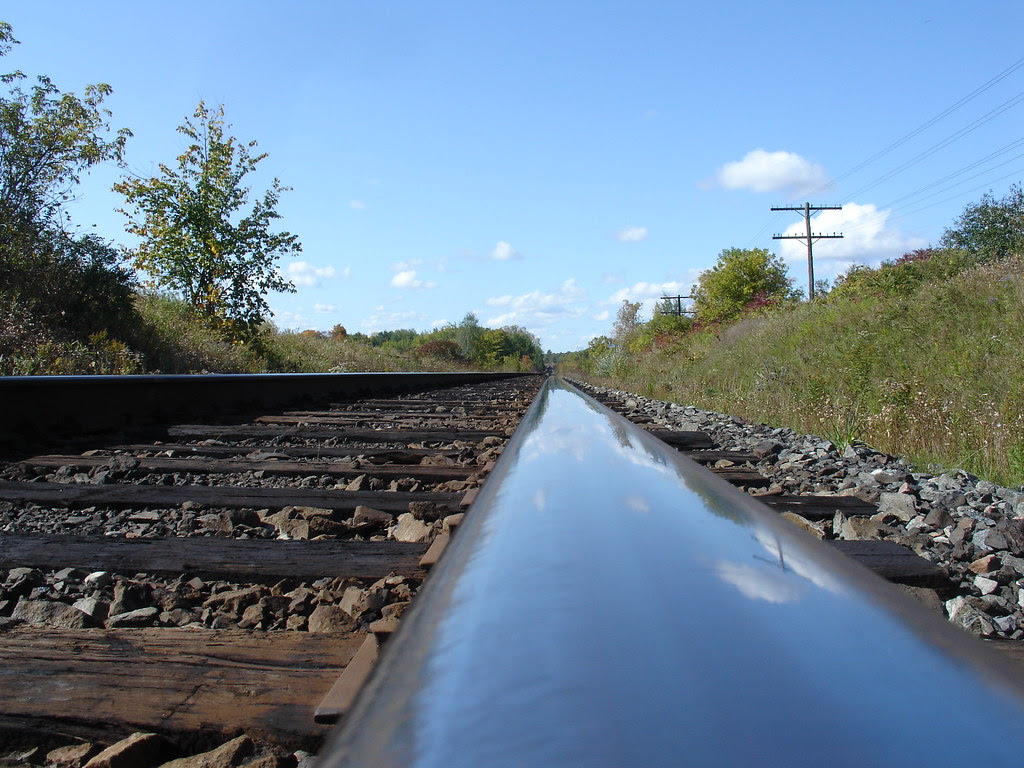The Rail At Ground Level
