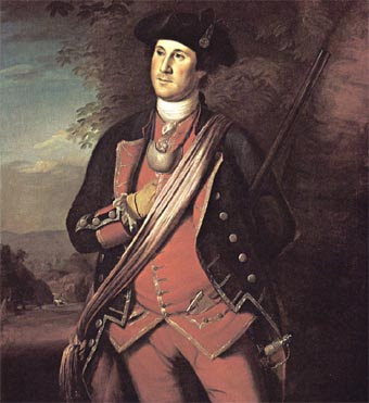Biografia de personajes.: George Washington