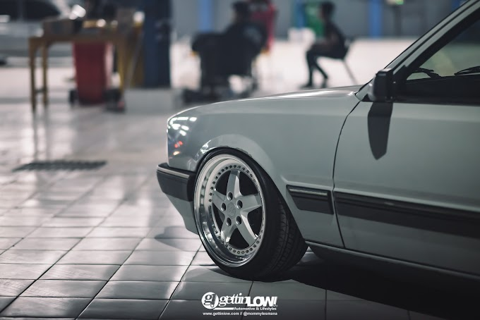 Lowered to the Max // Ekkitambo's 1988 Peugeot 505 GTI oleh - velgmobilserang.xyz
