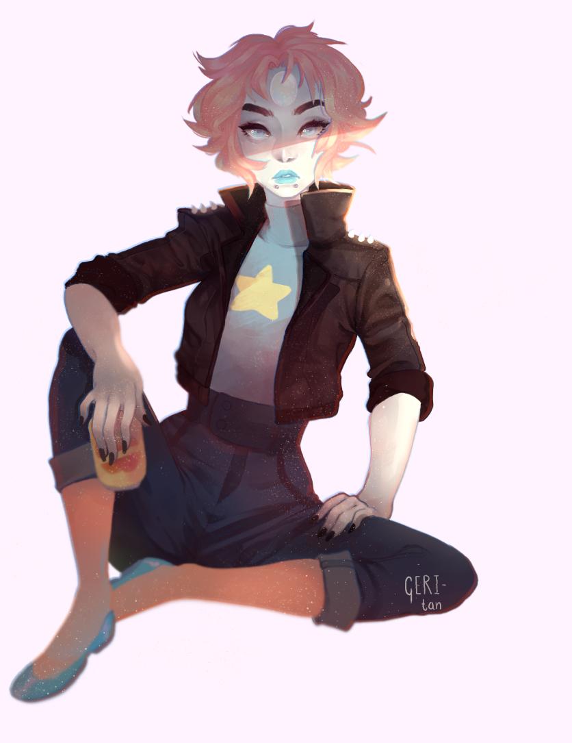 Bad Pearl is bae ♥👌👌.