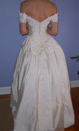Richard Glasgow $550 Size: 8   Used Wedding Dresses
