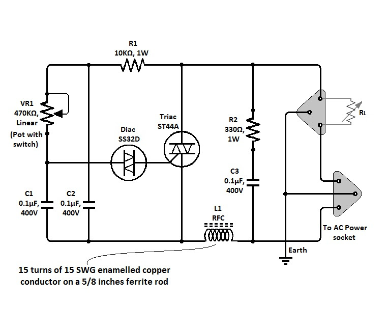 Led Tv Circuit Diagram Free Download
