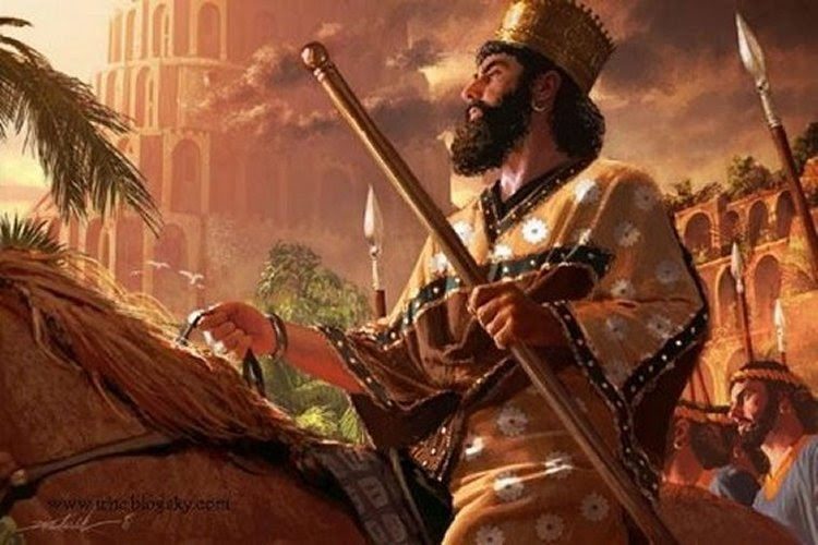 Cyrus - The Great Of Persia