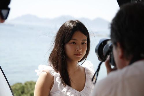 Moon Lai (Fooi Mun) photo shoot