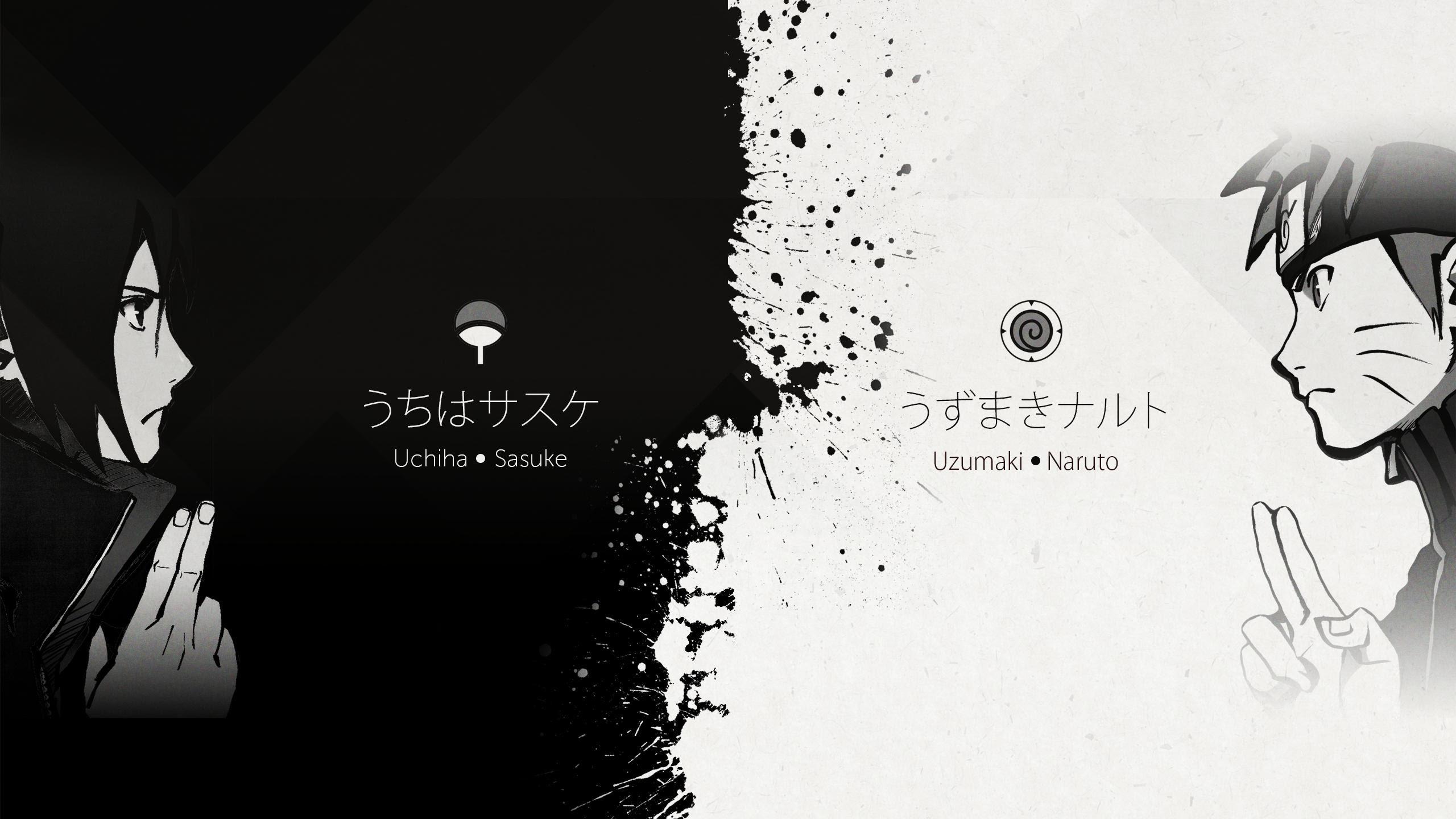 Download 48+ Wallpaper Engine Naruto Vs Sasuke HD Terbaik