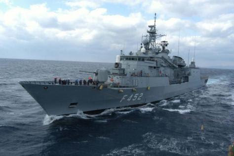`Να πηγαίνετε τα πολεμικά σας πλοία σε τουρκικά ναυπηγεία`! Μας το έχουν πει κι αυτό οι δανειστές!