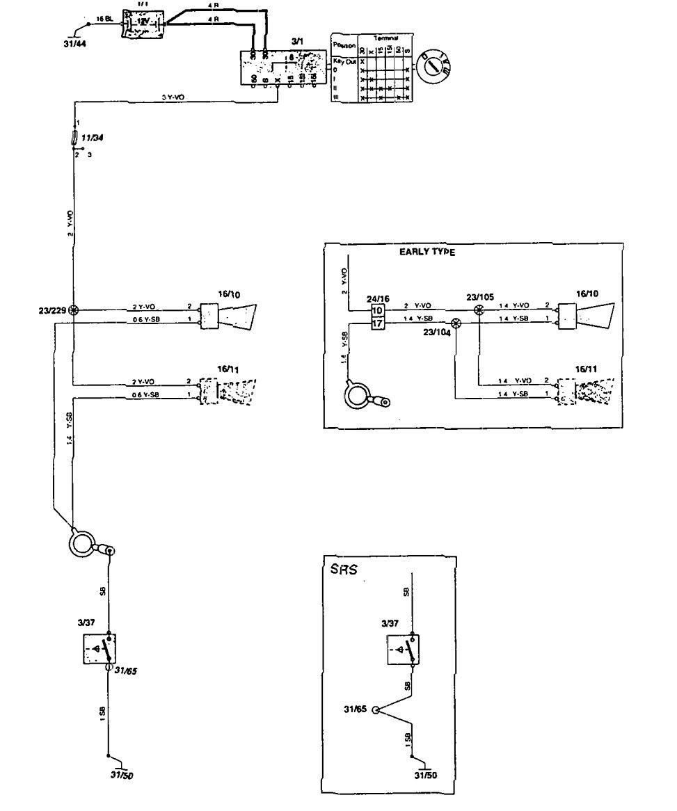 Diagram  Volvo 850 1995 Electrical Wiring Diagram Instant Full Version Hd Quality Diagram