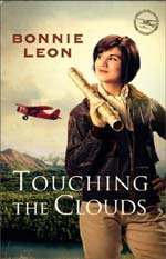 Touching the Clouds - Book 1 in the Alaskan Skies series- by Bonnie Leon
