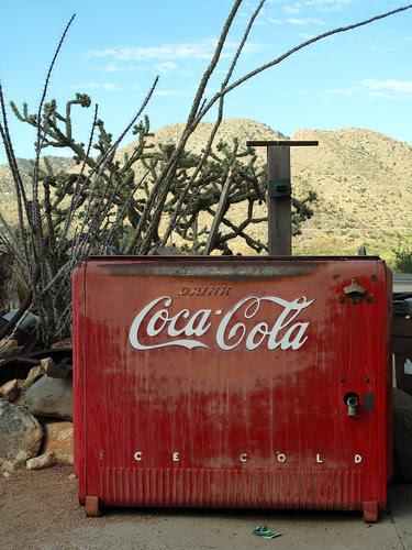 Always Coca-Cola...