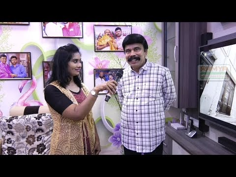 Actor Power Star   Visit Our Home @ VGN Temple Town Thiruverkadu   Ramya...