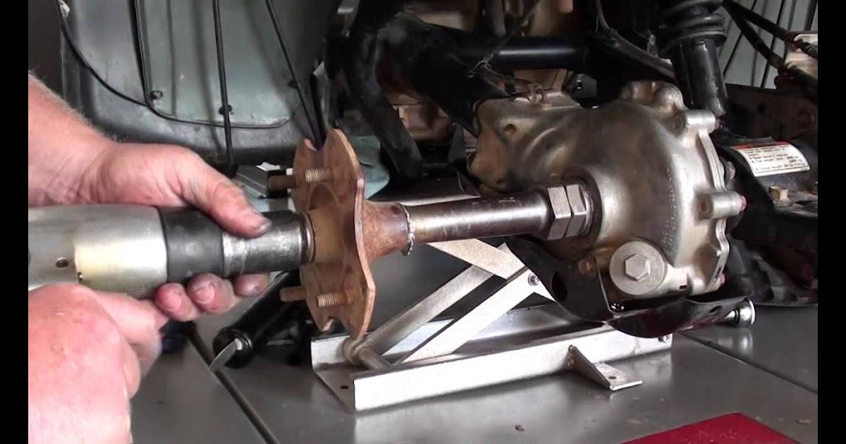 Wiring Diagram  27 Honda Recon Rear Axle Diagram
