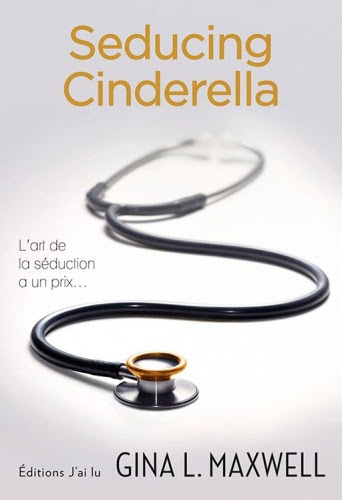 Couverture Seducing Cinderella