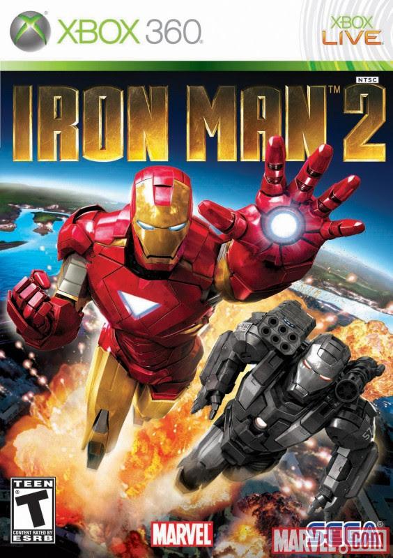Homem de Ferro 2, o video game