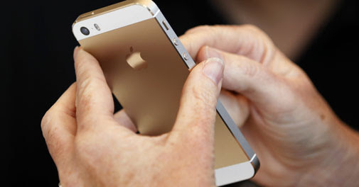 App gives Android phone finger-scanning unlock feature of iPhone 5S
