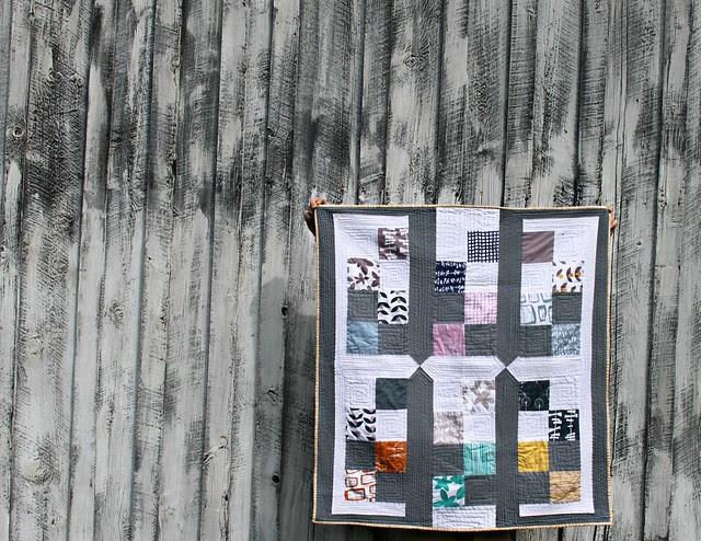 A Glimma & Linen Quilt