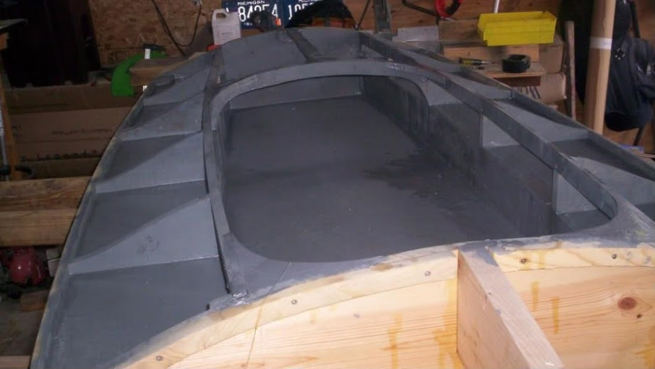 Homemade Layout Duck Boat Plans on