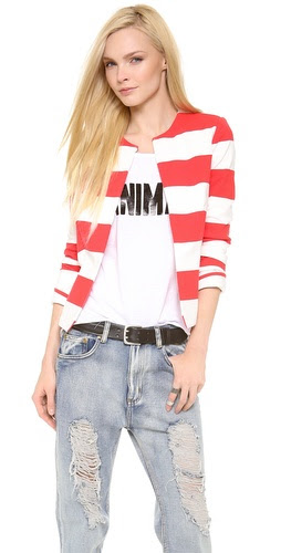 Pencey Cocktail Stripe Jacket