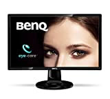 BenQ 24インチワイド スタンダードモニター (Full HD/TNパネル/ブルーライト軽減) GL2460HM