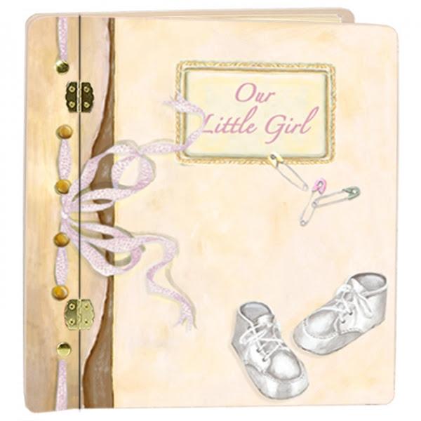 Journal Book Baby Large Album