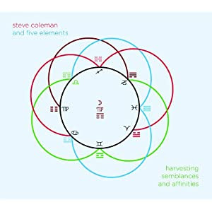 Steve Coleman Harvesting Semblances and Affinities cover