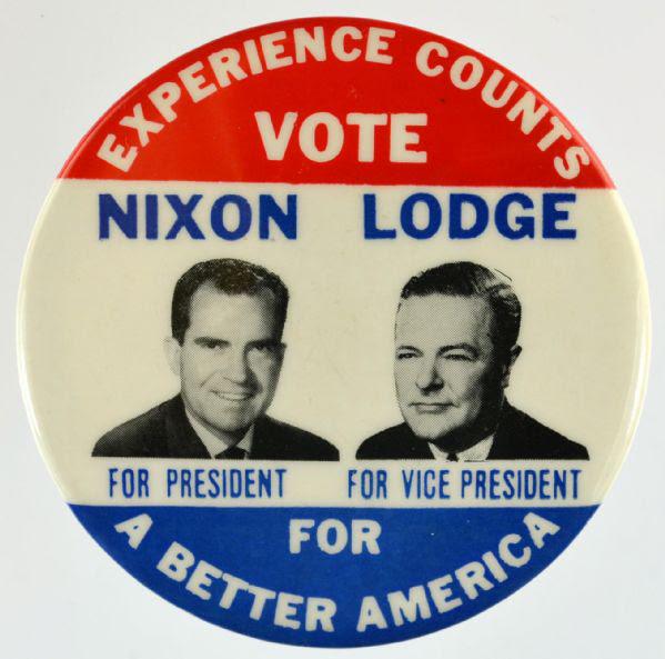 Image result for nixon 1960 images