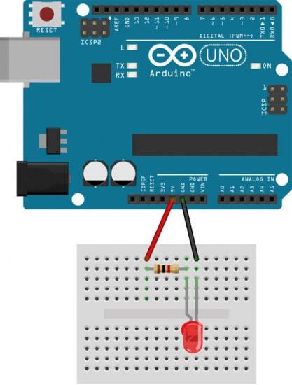 led resistor circuit
