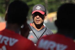 Zé Ricardo Flamengo (Foto: Gilvan Souza - Divulgação, Flamengo)