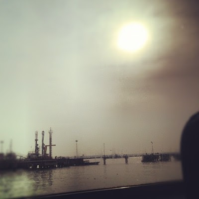 Otw to tekong!  (Taken with instagram)