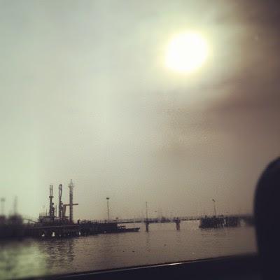 Otw to tekong!  (Taken with instagram)