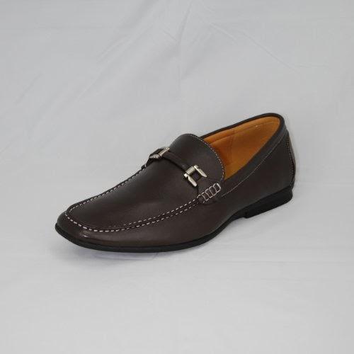 Vintage Land Rover Mens Loafer Driving Moccasin Brown: Modern Mens Driving Moccasin Shoes Men's Leather Loafer