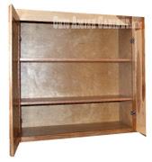 Custom Made Kitchen Cabinets - Ohio Amish Cabinets